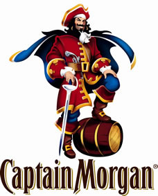 Image result for oh captain morgan