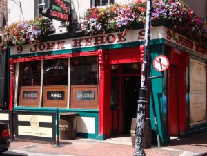 Kehoes pub is one of several high profile sites owned by the Fitzgerald Group.