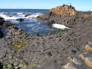 Giant's Causeway is a popular attraction for many tourists from developing markets.