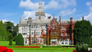 Event was hosted in Adare Manor Hotel.
